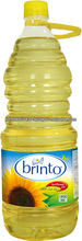 BRINTO 1,8LT %100 PURE REFINED EDIBLE SUNFLOWER OIL