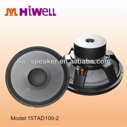 15inch clear sound hifi home audio loudspeaker wireless