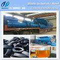Fine- di- vita pneumatici di olio di pirolisi inceneritore