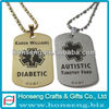 cheap dog tags for wholesale/dog tag sublimation