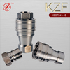 KZF Close Type Pneumatic and Hydraulic Quick Connector (ISO7241-1B)