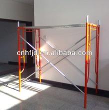 การก่อสร้างที่ใช้เหล็กแบบหล่อนั่งร้านกรอบระบบ( โรงงานในเทียนจิน)