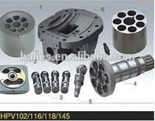 HPV102 full set hydraulic parts