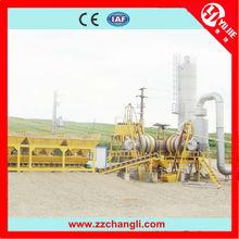 QLB 80 mobile asphalt plant, mobile asphalt mixing plant, mobile asphalt batching plant