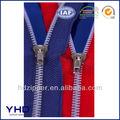 fechos de metal para roupas zipper