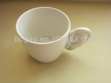 ceramic ear mugs and cup