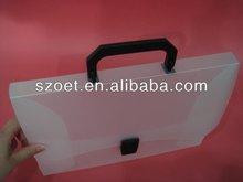 Document holder , file holder manufacture / A4 PP file folder,document file