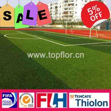 High density non slip Artificial soccer grass