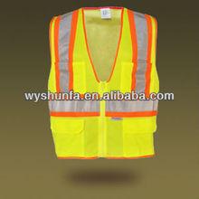 ANSI/ISEA 107 Hi Visibility Reflective Vest