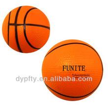 custom rubber basketball ball