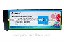 Use for Epson 4800/4880 UV printer black ink cartridges