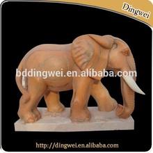 Stone Garden Animal Elephant Sculpture