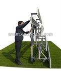 outdoor portable bleacher,tribune,grandstand metal bleacher,steel tribune