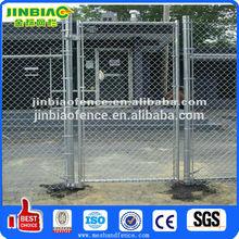 Chain link Gate Grill Design