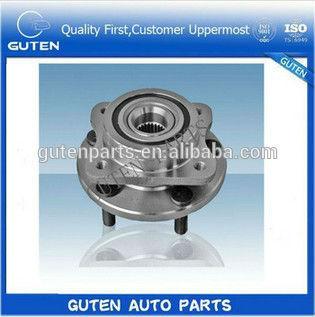 new front wheel hub & bearing set #