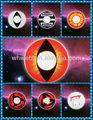 cosplay lentes de contacto loco hazel verde lentes de contacto