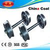Shandong China Coal 2013 New Mining Wagon Wheel Set