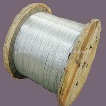Galvanisation à chaud de zinc placage/enduit le fil galvanisé