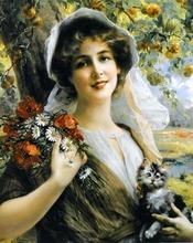 Beautiful Woman Fine Art