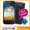 M8550 4.0inch China wcdma smartphone FM radio dual sim card 2013 facebook download mobile