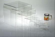 8 in 1 acrylic coffee table folding fancy
