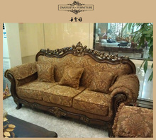 hot sell solid wood sofa home accessories for decoration and furniture