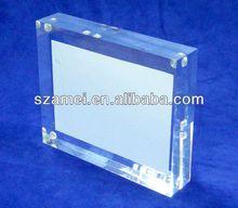 Açılan plastik resim çerçeve profilleri/akrilik fotoğraf çerçevesi/Akrilik