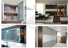 Aluminium Cabinet Doors