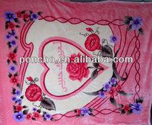 flower design blanket