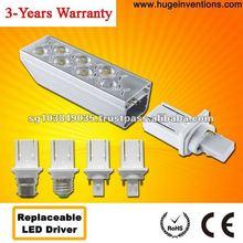 6W High Power PL E27 LED lamp N