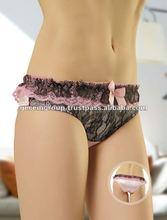 ladies sexy hot satin lingerie
