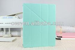 Multi-angle Viewing Smart PU Leather Case Cover for iPad mini