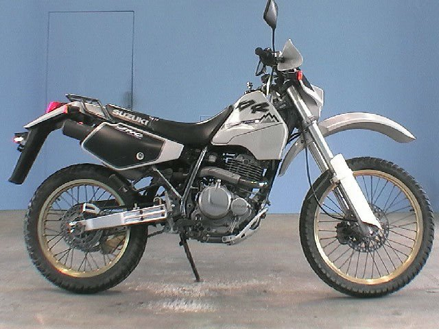 DR 250 SHE SJ44A Used SUZUKI Motorcycle