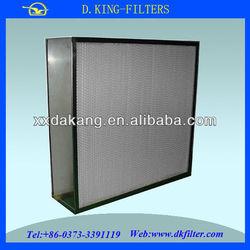 Supply air handling unit for hepa filter