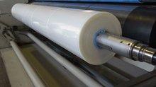 Three layer PE shrink film