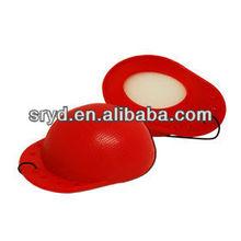 Rubber golf ball cleaner