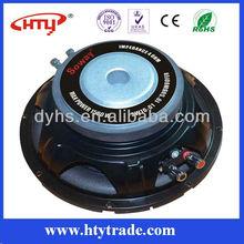 SW10-01 10 inch woofer / car woofer / super woofer speaker
