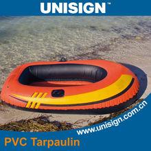 PVC inflatable vinyl tarpaulin fabric for boat