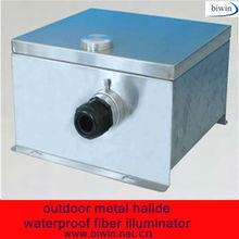 outdoor metal halide waterproof fiber illuminator