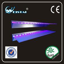 new design LED battery operated aluminium murano glass pendant lights WST-1816-3
