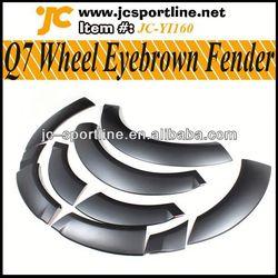 Wheel Arch Fender ABT Style Q7 Arch wheel,Q7 Wide Body Wheel Arch Fender;Car Fender Flares For Audi Q7