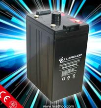 Storage battery for solar cell (500ah Battery 2v 500Ah)