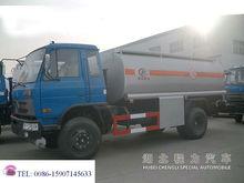 15000l camion cisterna di carburante, cisterna di carburante diesel serbatoi, distributori di carburante camion