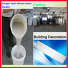 Condensation molding silicone rubber for gypsum mould making and concrete stone molds