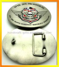 Custom High quality metal belt buckles/men's metal military buckles