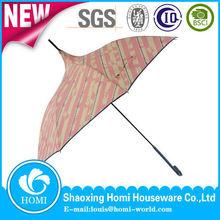 China manufacturer fashion promotion wedding pagado umbrella/Thanksgiving day/Christmas gift