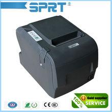 MSR 206 card encoders bank card reader usb POS thermal line printer, with printer 250mm/s cash draw