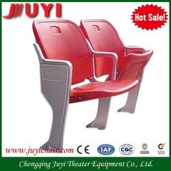 BLM-4351 Factory Price football stadium seats Plastic Stadium chair price Tie Up stadium chair
