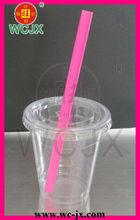 toptan kaliteli plastik çay bardak ve tabaklar için toplu boba baloncuk çayı