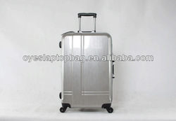 high end wheel luggage new style of american express abs suitcase with trolley